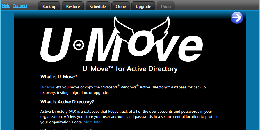 U-Move Welcome